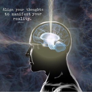Align your thoughts with Laser Reiki for clear thinking