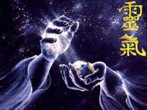 Energy Flows from hand to hand