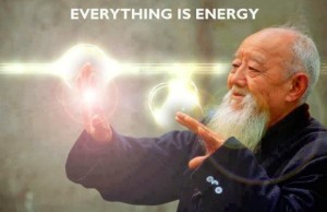 Energy healing using the Force of Life