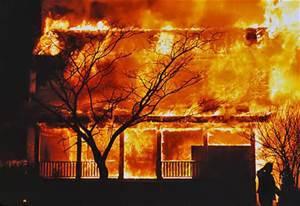 house on fire is karma?